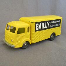 829D Vintage Dinky 33AN Simca Cargo Déménageur Bailly Rpt
