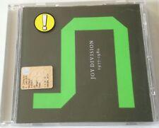 JOY DIVISION SUBSTANCE 1977 – 1980 CD ALBUM OTTIMO SPED GRATIS SU + ACQUISTI