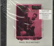 PAUL McCARTNEY The World Tonight RARE US 3 TRACK CD    NEW - STILL SEALED