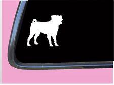 """Puggle Tp 580 vinyl 6"""" Decal Sticker dog beagle pug designer breed"""