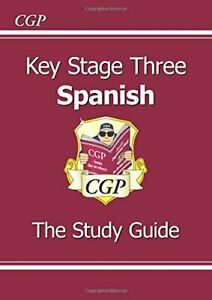 KS3 Spanish Study Guide (CGP KS3 Languages) by CGP Books Book The Cheap Fast