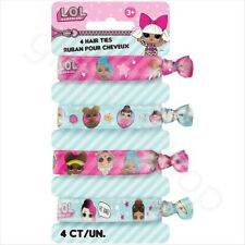 LOL Surprise Party Elastic Hair Ties Girls Birthday Party Bag Fillers Favours