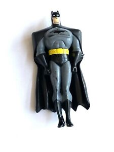 DC Comics Batman Dark Knight Action Figure rubber cape