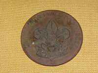 VINTAGE BSA BOY SCOUTS OF AMERICA ON MY HONOR I WILL DO MY BEST COIN TOKEN