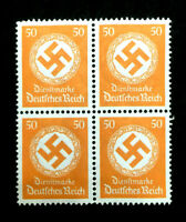 Authentic Germany MNH WWII Emblem Stamp BLOCK 1934 PF50 Issue Official