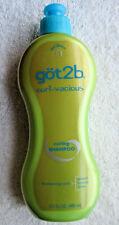 Schwarzkopf Got2b Curl-vacious Curling Shampoo 13.5 fl oz Enhancing Bounce Shine