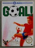 Goal! Nintendo NES Game Used