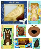 Chocolate Easter Bunny Harry Potter Owl Egg Easter Chocolates Treats Hedwig M&S