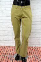 Pantalone LEVI'S Uomo Taglia W 31 L 34 Jeans Regular Fit  Pants Man Primavera
