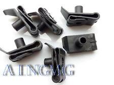 50 Pcs Nylon U Nut #10 Screw Hood Fender Wheel Housing Clip fits Mazda LA0156135