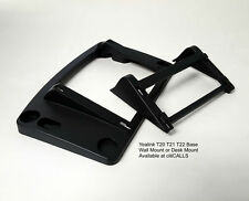 Yealink T20T22-Base Wall and Desk Mount for IP Phone T20 T20P T22 T22P