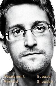 Permanent Record | Edward Snowden