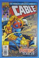 Cable #49 Hellfire Club Marvel Comics X-Men X-Force 1997