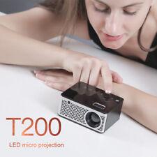 Mini Projector Micro HD Cinema HDMI Led Portable Home USB Theater Video Beamer