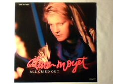 "ALISON MOYET All cried out remix 12"" UK YAZOO COME NUOVO LIKE NEW!!!"