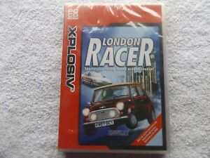 LONDON RACER PC CD-ROM FAST POST RACING ( brand new & sealed )