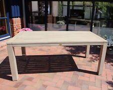 Destiny Lofttisch Messina  Gartentisch Grau Wash 180 x 90 Akazie Esstisch Tisch