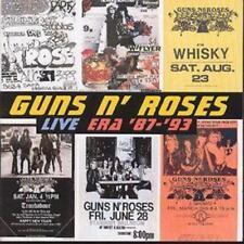 Guns N' Roses : Live Era '87-'93 CD (1999)