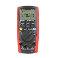 UNI-T UT71D True RMS Auto Data Log Digital Multimeter AC/DC Volt Ohm Cap Tester