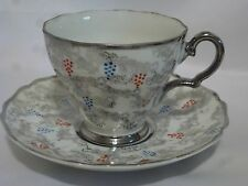 Marco Collectible Porcelain China Cup and Saucer Set