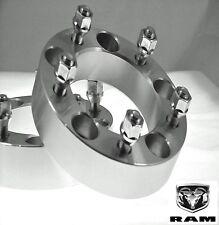 4 Pc 2002-2011 DODGE RAM 1500 Wheel Spacers 2.00 Inch # AP-5550E9/16-4