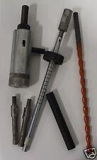 DRILLCO CUTTING TOOLS CONCRETE CEMENT MASONRY HAMMER DRILL BIT KIT HBS750 58A40