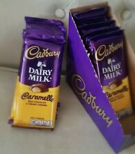 "1 Cadbury Dairy  MILK CHOCOLATE & CREAMY CARAMEL "" CARAMELLO """