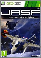 Xbox360 Janes Advanced Strike Fighters Nuevo Precintado Pal España