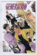 Generation X #1 NM Signed w/COA by Terry Dodson 2017 Marvel Comics