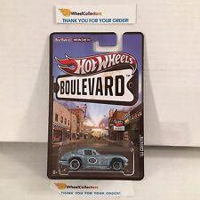 '63 Corvette * Light Blue * Boulevard Hot Wheels * W203