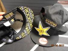 ROCKSTAR NEW ERA PODIUM HAT SNAPBACK 950 SPECIAL ATHLETE EDITION FLATBILL HAT