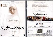 LA SAMARITANA (Kim-kI-duk) - DVD NUOVO E SIGILLATO, PRIMA STAMPA, NO EDICOLA