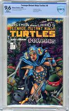 Teenage Mutant Ninja Turtle  #8  CBCS  9.6  NM+  White pgs 1986  1st App. Rene