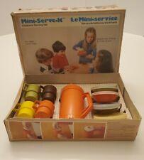 Vintage Tupperware Mini Serve It - Box Complete