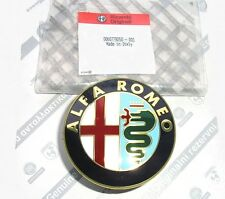 GENUINE Alfa Romeo GTV 2.0 3.0 3.2  New Rear Boot Trunk Badge Emblem 60779250