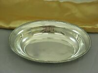 WATSON OVAL STERLING SILVER BREAD TRAY #T1. Best Deal