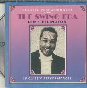 Duke Ellington 16 Classic Performances  - CD WD017