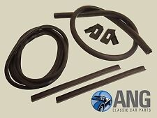 MGB, MGC ROADSTER WINDSCREEN RUBBER SEALS REPLACEMENT KIT