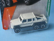 Matchbox Mercedes-Benz G63 AMG 6x6 Toy Model Car 75mm RARE in USA BP G Wagon