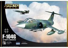 Kinetic Gold 1/48 Lockheed F-104G Luftwaffe Starfighter # 48083