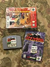 Off-Road Challenge (Nintendo 64, 1998) Complete In Box Tested !!