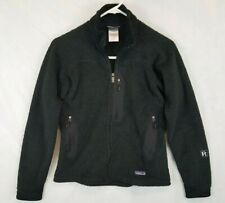 Patagonia Womens R2 Regulator Fleece Jacket Black Sz S Small Retool
