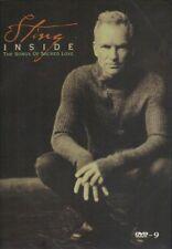 Sting – Inside The Songs Of Sacred Love DVD-9
