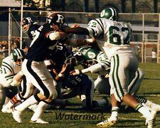 1978 Cfl Ottawa vs Saskatchewan Battle of the Riders Color 8 X 10 Photo Picture