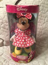 Disney Minnie Mouse Porcelain Doll - Brass Key - Celebrating 25 Years.
