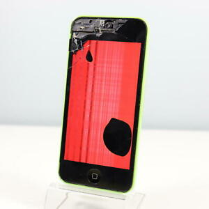 Apple iPhone 5c (A1456) 4G LTE Smartphone ASIS For Parts - (A1456-12)