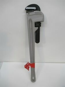"""Rothenberger 7.0162, 24"""" Aluminum Pipe Wrench, 3"""" Capacity"""