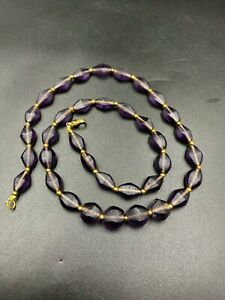 A rare and unique Antique ancient trade glass beads from south east Asia