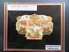 La Prueba Dominicana Blend Cigar Box Gorgeous Color Graphics