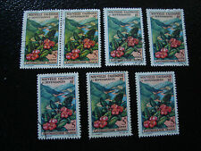 NOUVELLE CALEDONIE timbre yt n° 316 x7 obl (A4) stamp new caledonia